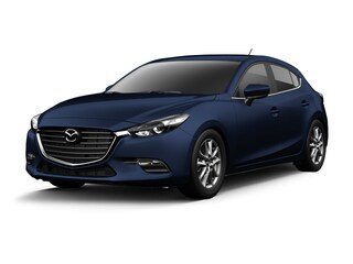 New Mazda vehicles 2018 Mazda Mazda3 Sport Hatchback for sale near you in Ann Arbor, MI