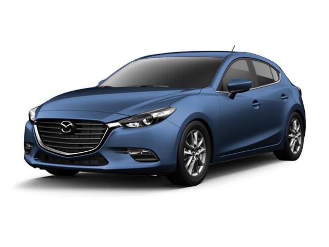 New 2018 Mazda Mazda3 Sport Hatchback in Aurora