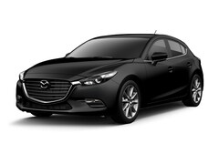 2018 Mazda Mazda3 Sport Hatchback 3MZBN1K71JM199663 for sale in Shrewsbury, MA at Sentry Mazda