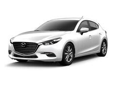 2018 Mazda Mazda3 Sport Hatchback 3MZBN1K77JM207183 for sale in Shrewsbury, MA at Sentry Mazda