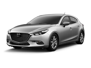 2018 Mazda Mazda3 Sport Hatchback 3MZBN1K70JM222186 for sale in Medina, OH at Brunswick Mazda
