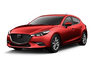 New 2018 Mazda Mazda3 Sport Hatchback M180428 in Brunswick, OH