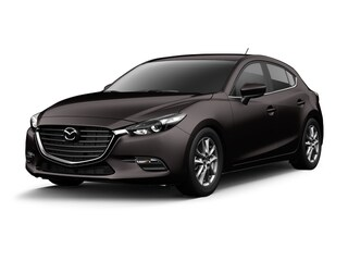 2018 Mazda Mazda3 Sport Hatchback 3MZBN1K7XJM194106 for sale in Medina, OH at Brunswick Mazda