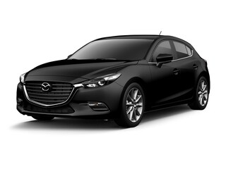 2018 Mazda Mazda3 Sport Hatchback 3MZBN1K77JM270753 for sale in Medina, OH at Brunswick Mazda