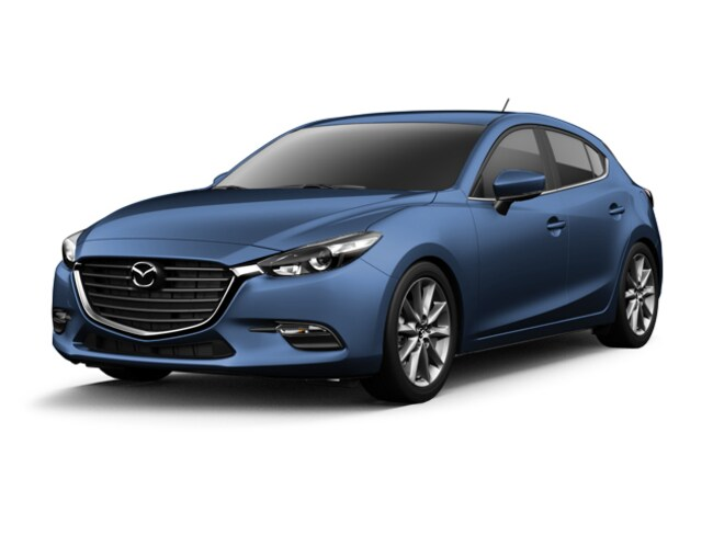 New 2018 Mazda Mazda3 Tour 2.5 Hatchback In Orange County