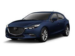 2018 Mazda Mazda3 Touring Hatchback 3MZBN1L31JM172023 for sale in Shrewsbury, MA at Sentry Mazda