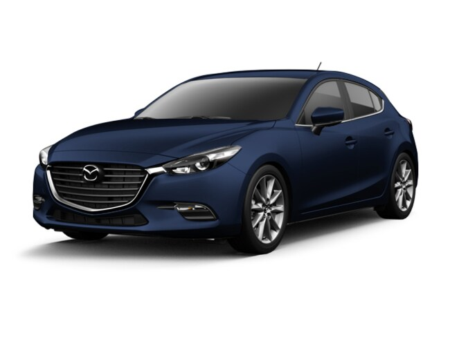 New 2018 Mazda Mazda3 Touring Hatchback in Grand Rapids