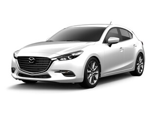 New 2018 Mazda Mazda3 Touring Hatchback M180018 in Brunswick, OH