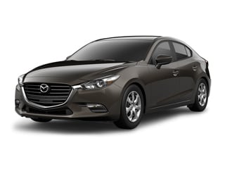 2018 Mazda Mazda3 Sedan Titanium Flash Mica