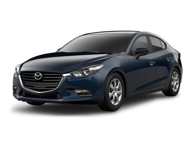 2018 Mazda Mazda3 Sport Sedan for sale near Worcester, MA at Sentry Mazda