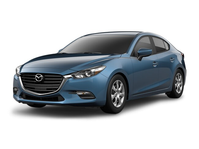 2018 Mazda Mazda3 Sport Sedan for sale in Medina, OH at Brunswick Mazda