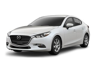 New 2018 Mazda Mazda3 Sport Sedan M180113 in Brunswick, OH