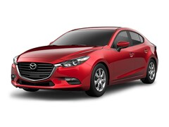 2018 Mazda Mazda3 Sport Sedan 3MZBN1U72JM186417 for sale in Shrewsbury, MA at Sentry Mazda