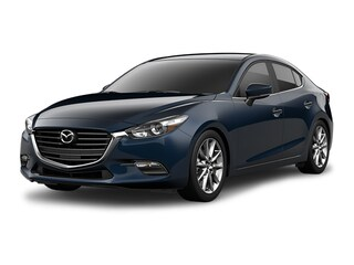 New 2018 Mazda Mazda3 Touring Sedan Kahului, HI