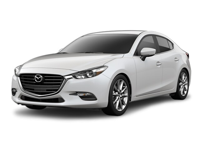 New 2018 Mazda Mazda3 Touring Sedan For Sale/Lease Sarasota FL