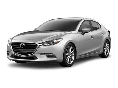 Used 2018 Mazda Mazda3 4-Door For Sale at Luther Mazda | VIN
