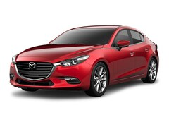 2018 Mazda Mazda3 Touring Sedan 3MZBN1V38JM264811 for sale in Shrewsbury, MA at Sentry Mazda