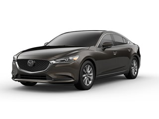 2018 Mazda Mazda6 Sedan Titanium Flash Mica