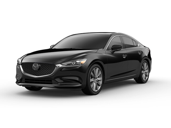 New 2018 Mazda Mazda6 Grand Touring Sedan in East Stroudsburg