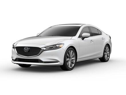 2018 Mazda Mazda6 Grand Touring Sedan