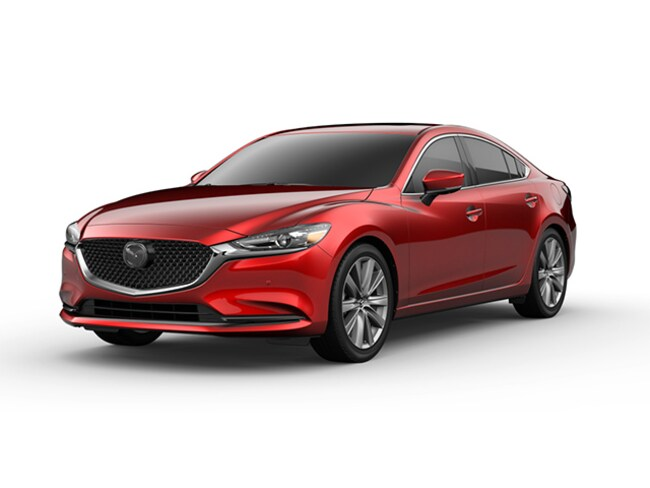 New Mazda vehicle 2018 Mazda Mazda6 Grand Touring Sedan for sale near you in Burlingame, CA