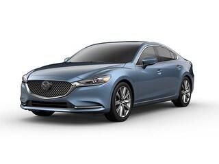 New 2018 Mazda Mazda6 Signature Sedan for Sale in Evansville, IN, at Magna Motors