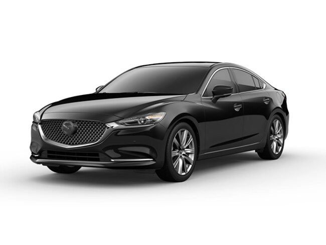 New 2018 Mazda Mazda6 S GT Sedan In Orange County