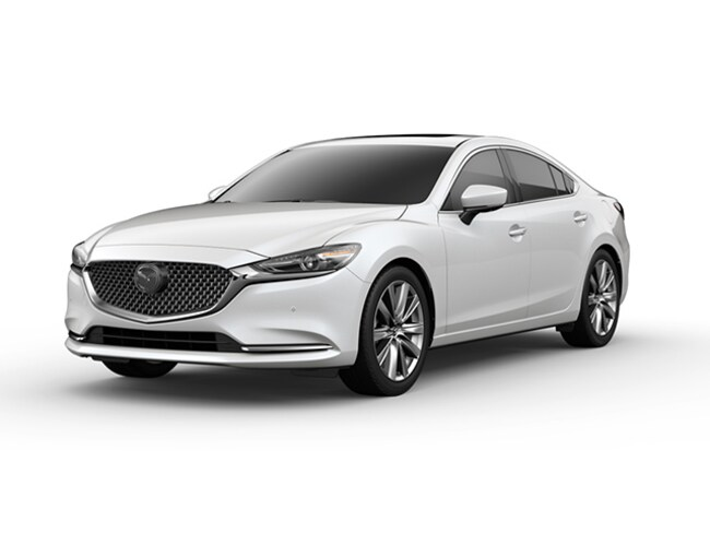 2018 Mazda Mazda6 Signature Sedan for sale in Medina, OH at Brunswick Mazda