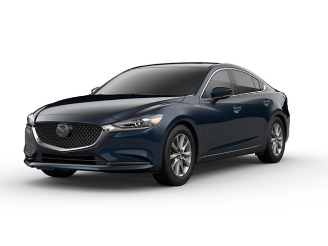 2018 Mazda Mazda6 Sport Sedan for sale in Medina, OH at Brunswick Mazda