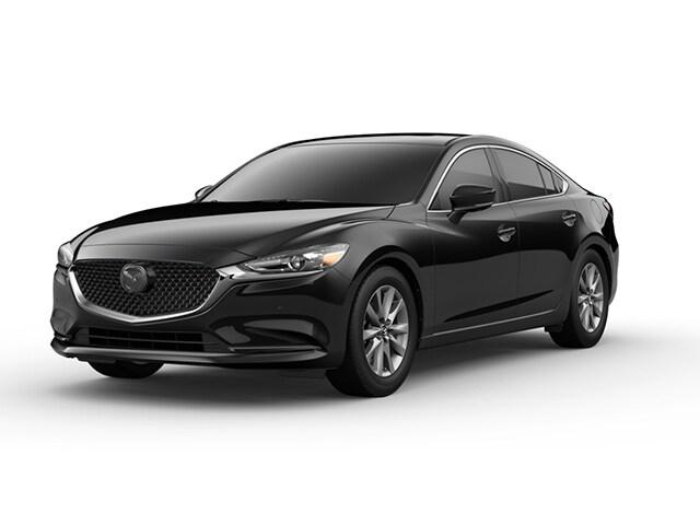 2018 Mazda Mazda6 Sedan
