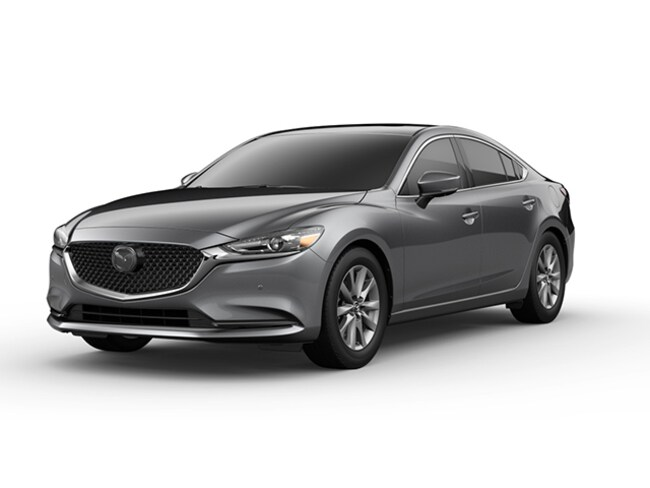New Mazda vehicle 2018 Mazda Mazda6 Sport Car for sale near you in Ann Arbor, MI