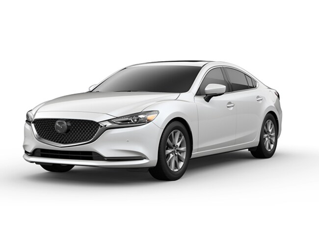 New 2018 Mazda Mazda6 Sport Sedan In Cerritos