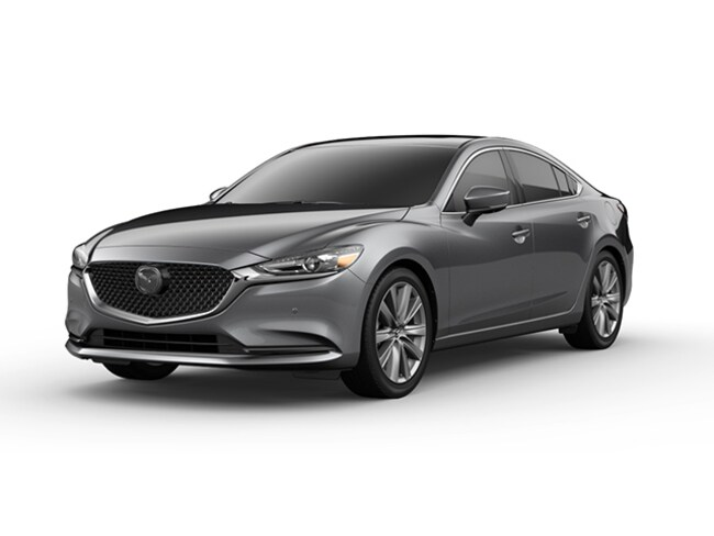 New 2018 Mazda Mazda6 Touring Sedan In Orange County