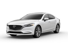 New 2018 Mazda Mazda6 Touring Sedan 18M280 in Canandaigua, NY