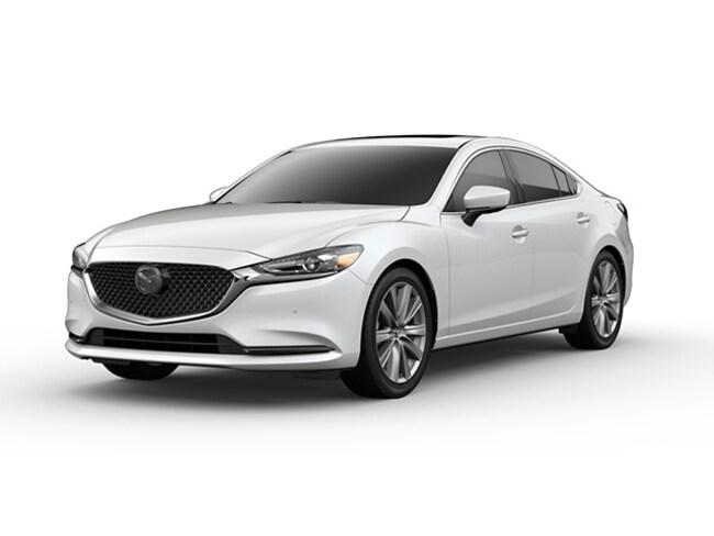 New Mazda 2018 Mazda Mazda6 Touring Sedan Toledo OH