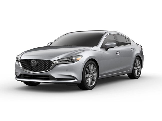 2018 Mazda Mazda6 Touring Sedan for sale in Medina, OH at Brunswick Mazda
