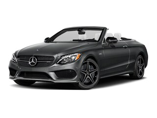 2018 Mercedes-Benz AMG C 43 4MATIC Convertible