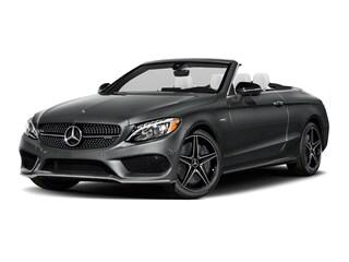 2018 Mercedes-Benz C-Class C 43 AMG® Convertible