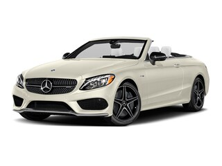 Used 2018 Mercedes-Benz C-Class 4MATIC Convertible For Sale In Fort Wayne, IN