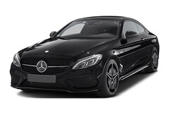 2018 Mercedes-Benz AMG C 43 4MATIC Coupe WDDWJ6EB2JF662879