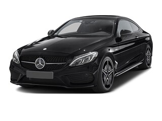 2018 Mercedes-Benz C-Class AMG C 43 4matic Coupe Coupe