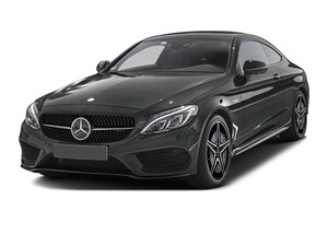 2018 Mercedes-Benz AMG C 43 4MATIC Coupe