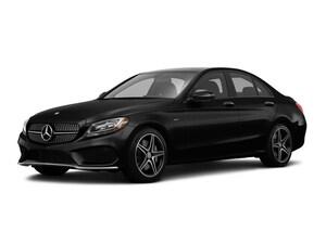 2018 Mercedes-Benz AMG C 43 C 43 AMG® Sedan