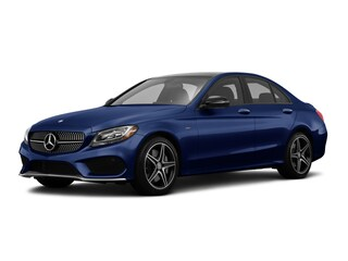 2018 Mercedes-Benz C-Class 4MATIC Sedan