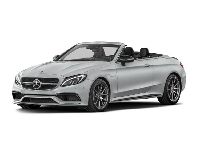 2018 Mercedes-Benz AMG C 63 Convertible