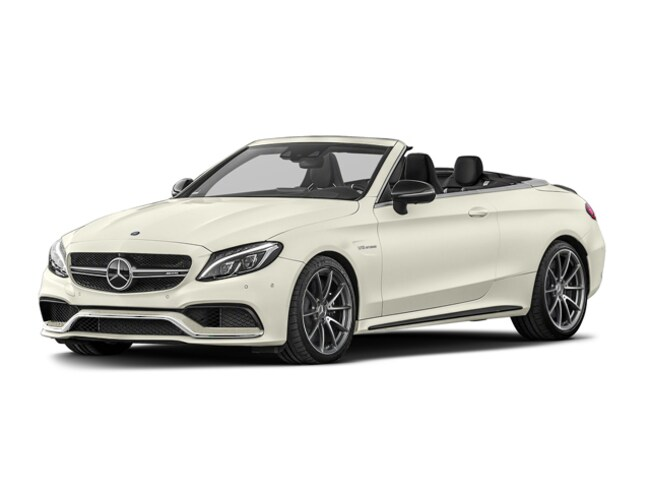 2018 Mercedes-Benz AMG C 63 Convertible For Sale in State College, PA