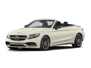 2018 Mercedes-Benz AMG C 63 C63A Convertible
