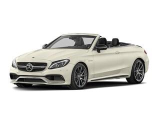 2018 Mercedes-Benz AMG C 63 C63A Convertible
