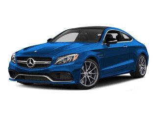 New 2018 Mercedes-Benz AMG C 63 Coupe for sale in Glendale CA near Los Angeles
