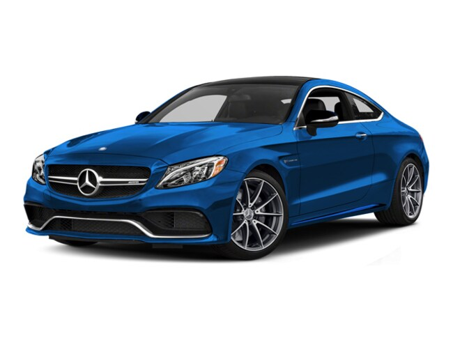 New 2018 Mercedes-Benz AMG C 63 Coupe in Glendale, near Los Angeles